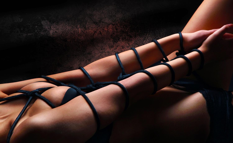 Girls bondage — 4